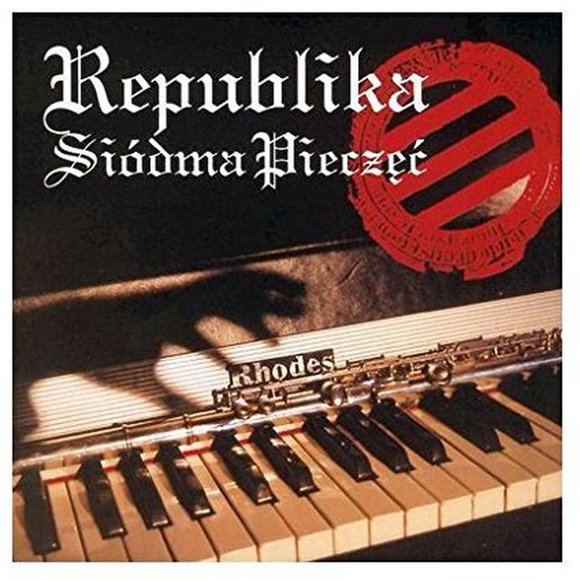Republika SIODMA PIECZEC Vinyl Record