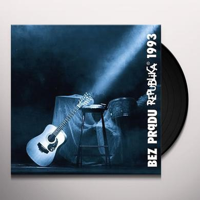 Republika BEZ PRADU Vinyl Record