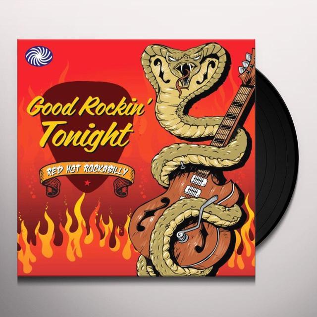 GOOD ROCKIN TONIGHT / VARIOUS Vinyl Record