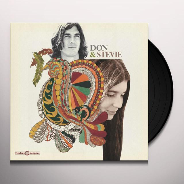 DON & STEVIE Vinyl Record