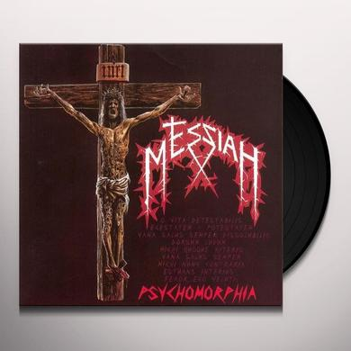 Messiah PSYCHOMORPHIA (BONUS TRACKS) Vinyl Record