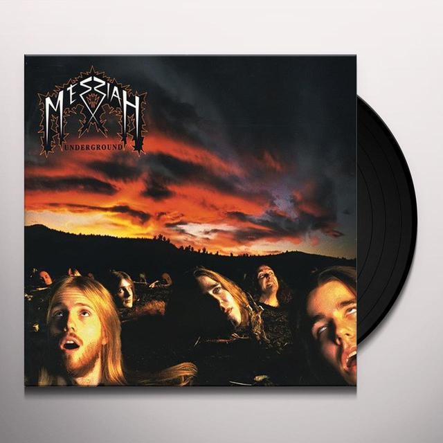 Messiah UNDERGROUND Vinyl Record