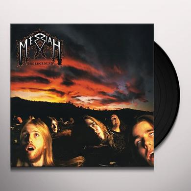 Messiah UNDERGROUND Vinyl Record