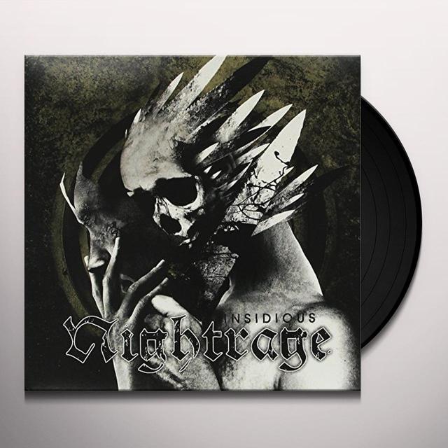Nightrage INSIDIOUS Vinyl Record
