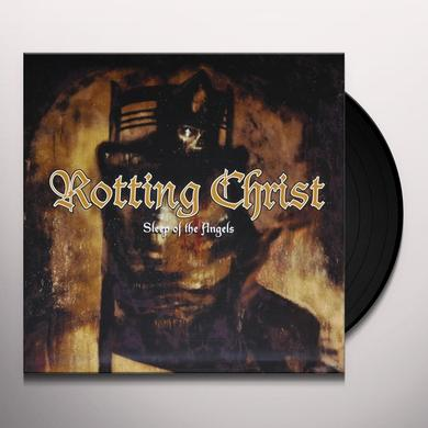 Rotting Christ SLEEP OF THE ANGELS Vinyl Record