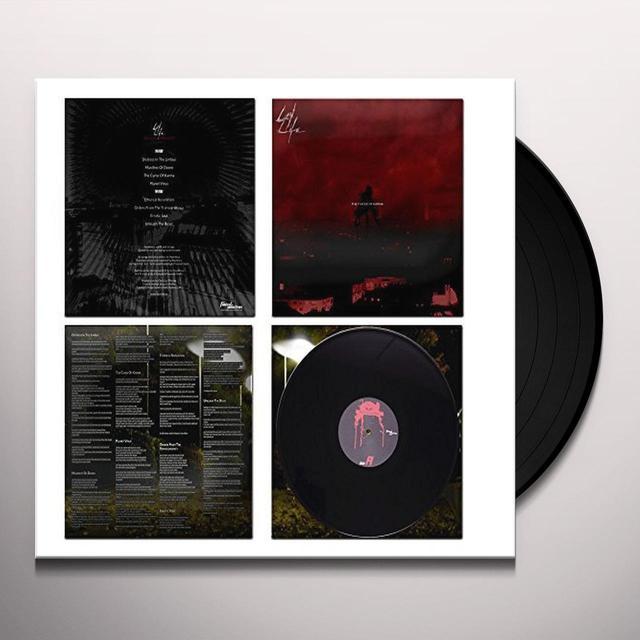 Lost Life CURSE OF KARMA Vinyl Record