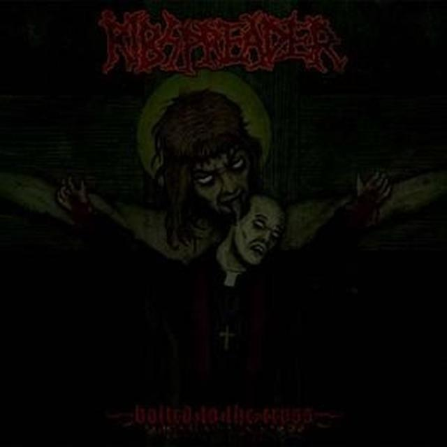 Ribspreader BOLTED TO THE CROSS Vinyl Record