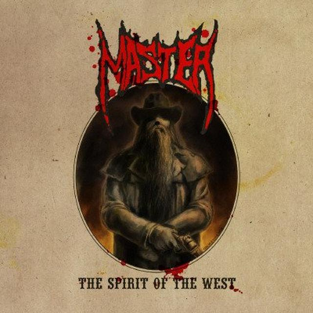 Master SPIRIT OF THE WEST Vinyl Record - Reissue, Colored Vinyl