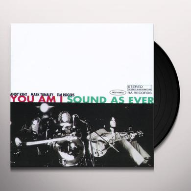 You Am I SOUND AS EVER Vinyl Record