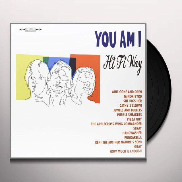 You Am I HI FI WAY Vinyl Record