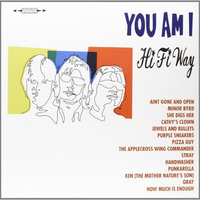 You Am I HI FI WAY Vinyl Record