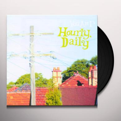 You Am I HOURLY DAILY Vinyl Record