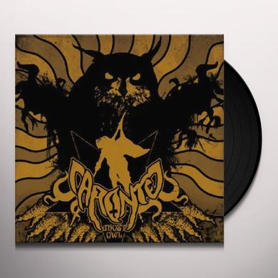 Caronte GHOST OWL Vinyl Record