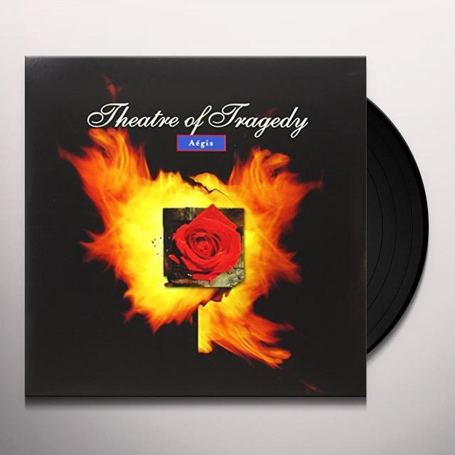 Theatre Of Tragedy AEGIS (BONUS TRACKS) Vinyl Record - Limited Edition, Remastered