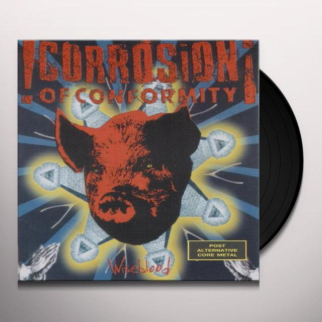 Corrosion Of Conformity WISEBLOOD Vinyl Record - 180 Gram Pressing