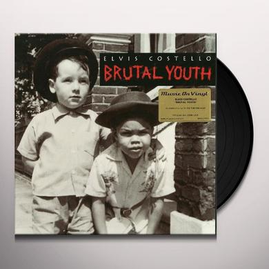 Elvis Costello BRUTAL YOUTH Vinyl Record - 180 Gram Pressing