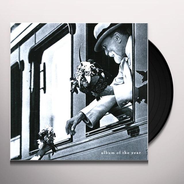 Faith No More ALBUM OF THE YEAR Vinyl Record - 180 Gram Pressing