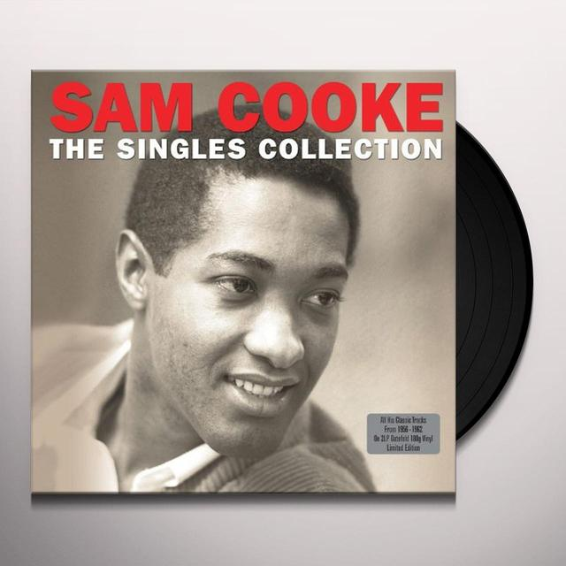 Sam Cooke SINGLES COLLECTION (GER) Vinyl Record