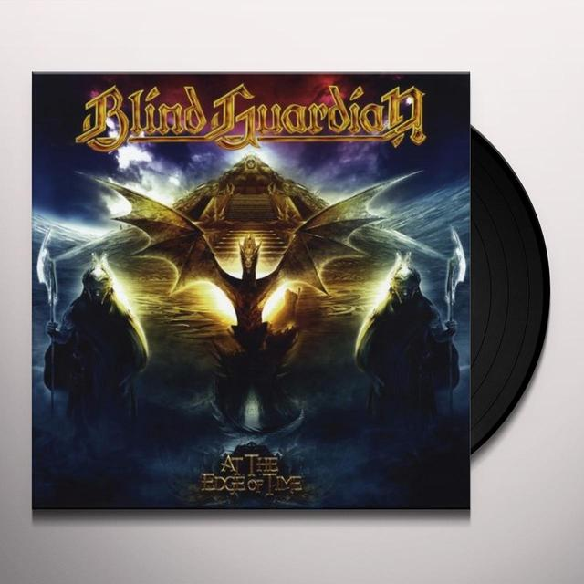 Blind Guardian AT THE EDGE OF TIME Vinyl Record