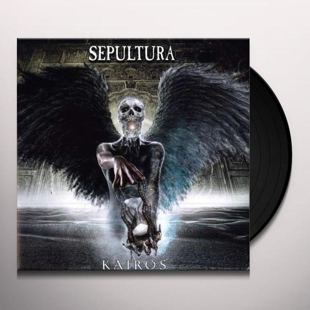 Sepultura KAIROS Vinyl Record