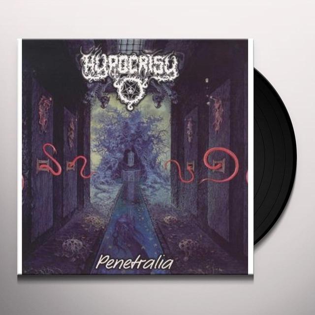 Hypocrisy PENETRALIA Vinyl Record