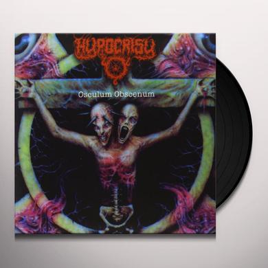 Hypocrisy OSCULUM OBSCENUM Vinyl Record