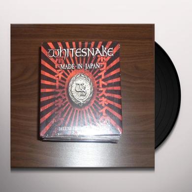 Whitesnake MADE IN JAPAN Vinyl Record - 180 Gram Pressing