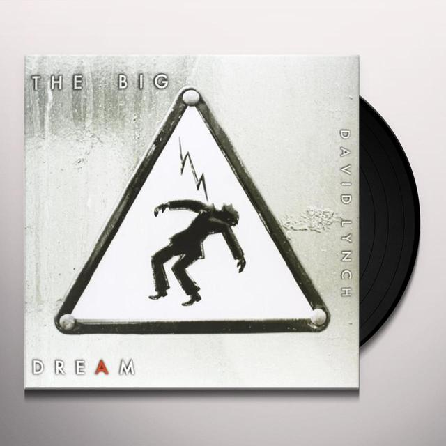 David Lynch BIG DREAM (GER) Vinyl Record