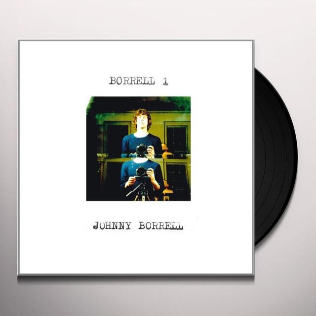 Johnny Borrel BORRELL 1 Vinyl Record