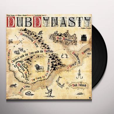 Dub Dynasty UNRELENTING FORCE Vinyl Record