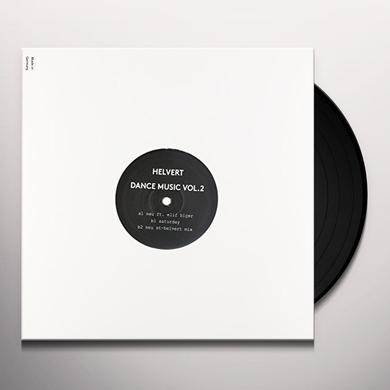 Helvert DANCE MUSIC 2 Vinyl Record