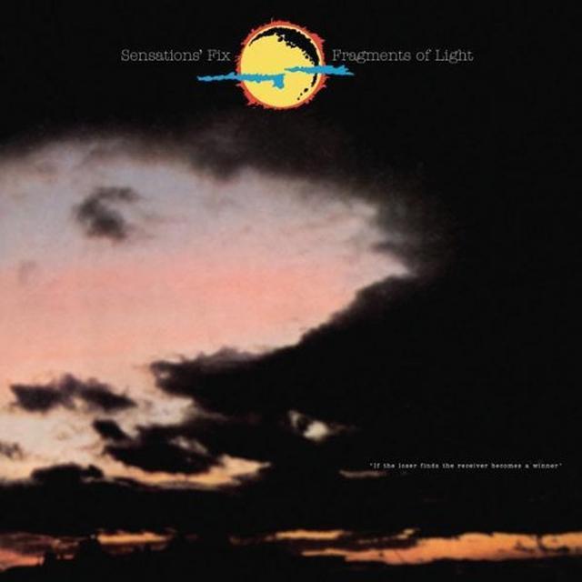 Sensations Fix FRAGMENTS OF LIGHT Vinyl Record - Reissue