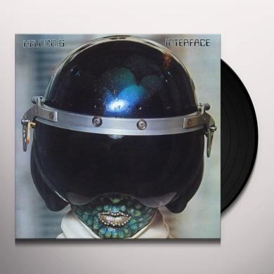 Heldon INTERFACE Vinyl Record - Digital Download Included, Reissue