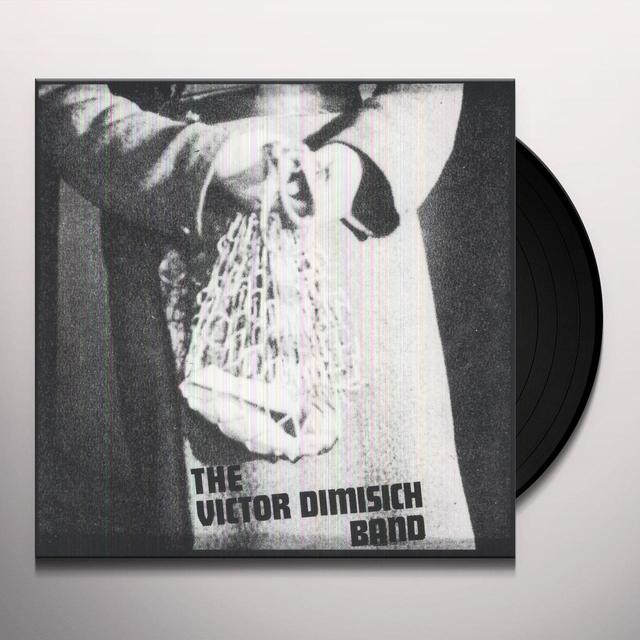VICTOR DIMISICH BAND Vinyl Record - Limited Edition, Digital Download Included