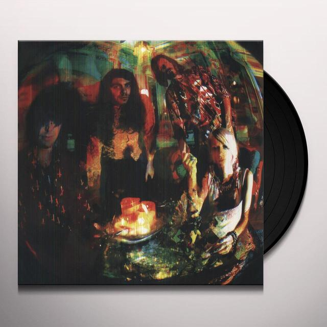 Far-Out Fangtooth BORROWED TIME Vinyl Record - Digital Download Included