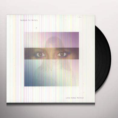 Letha Rodman-Melchior HANDBOOK FOR MORTALS Vinyl Record - Digital Download Included