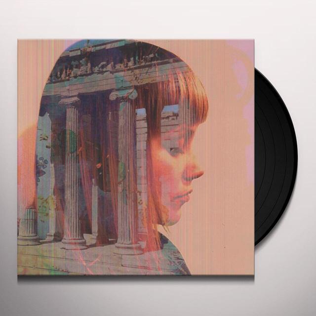 WHITE POPPY Vinyl Record