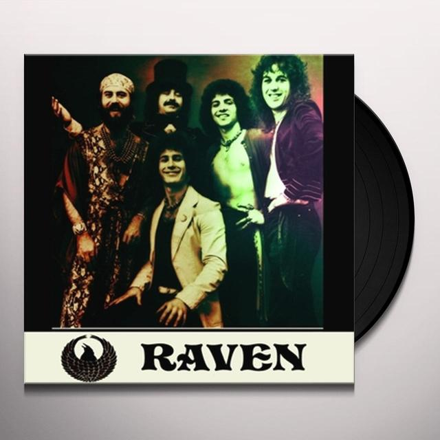 Raven WHO DO YOU SEE Vinyl Record