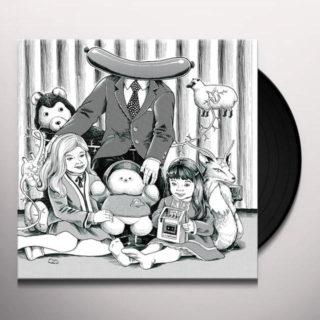 WEENY MAN Vinyl Record