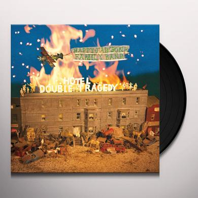 Happy Jawbone Family Band COMPLETE HOTEL DOUBLE TRAGEDY Vinyl Record