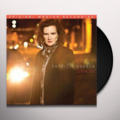 Patricia Barber SMASH Vinyl Record - Limited Edition, 180 Gram Pressing
