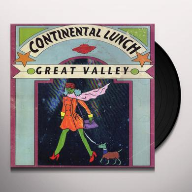 Great Valley CONTINENTAL LUNCH Vinyl Record