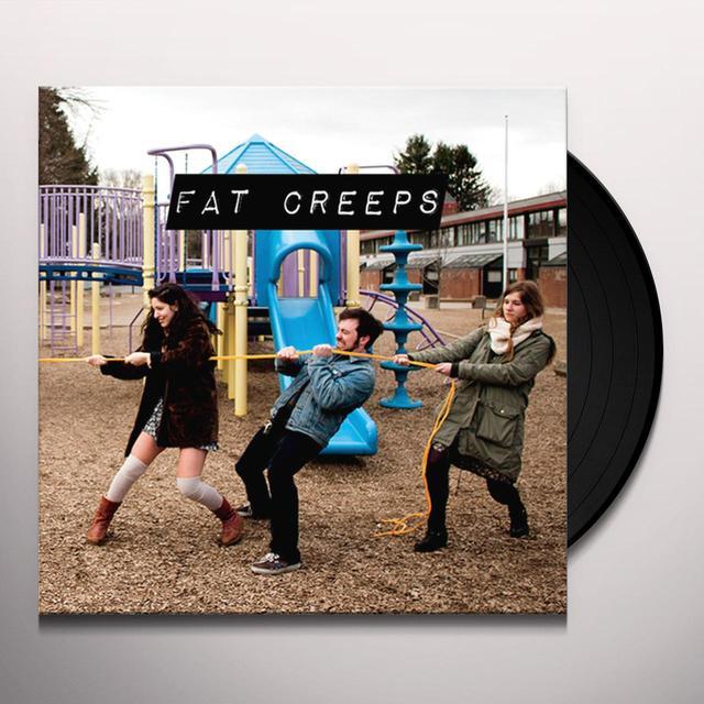 FAT CREEPS/ZEBU Vinyl Record