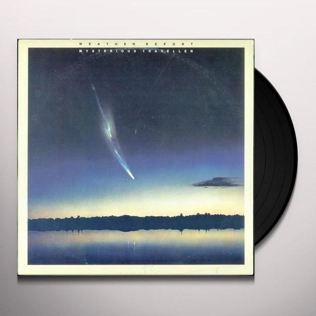 Weather Report MYSTERIOUS TRAVELLER Vinyl Record - 180 Gram Pressing