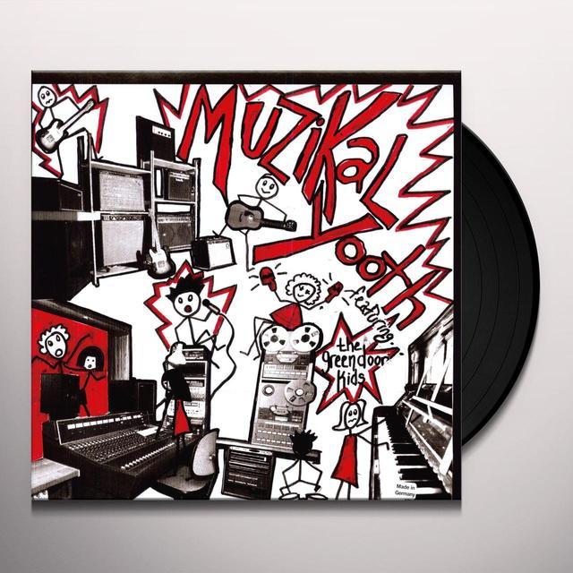 Green Door Kids MUZIKAL YOOTH Vinyl Record