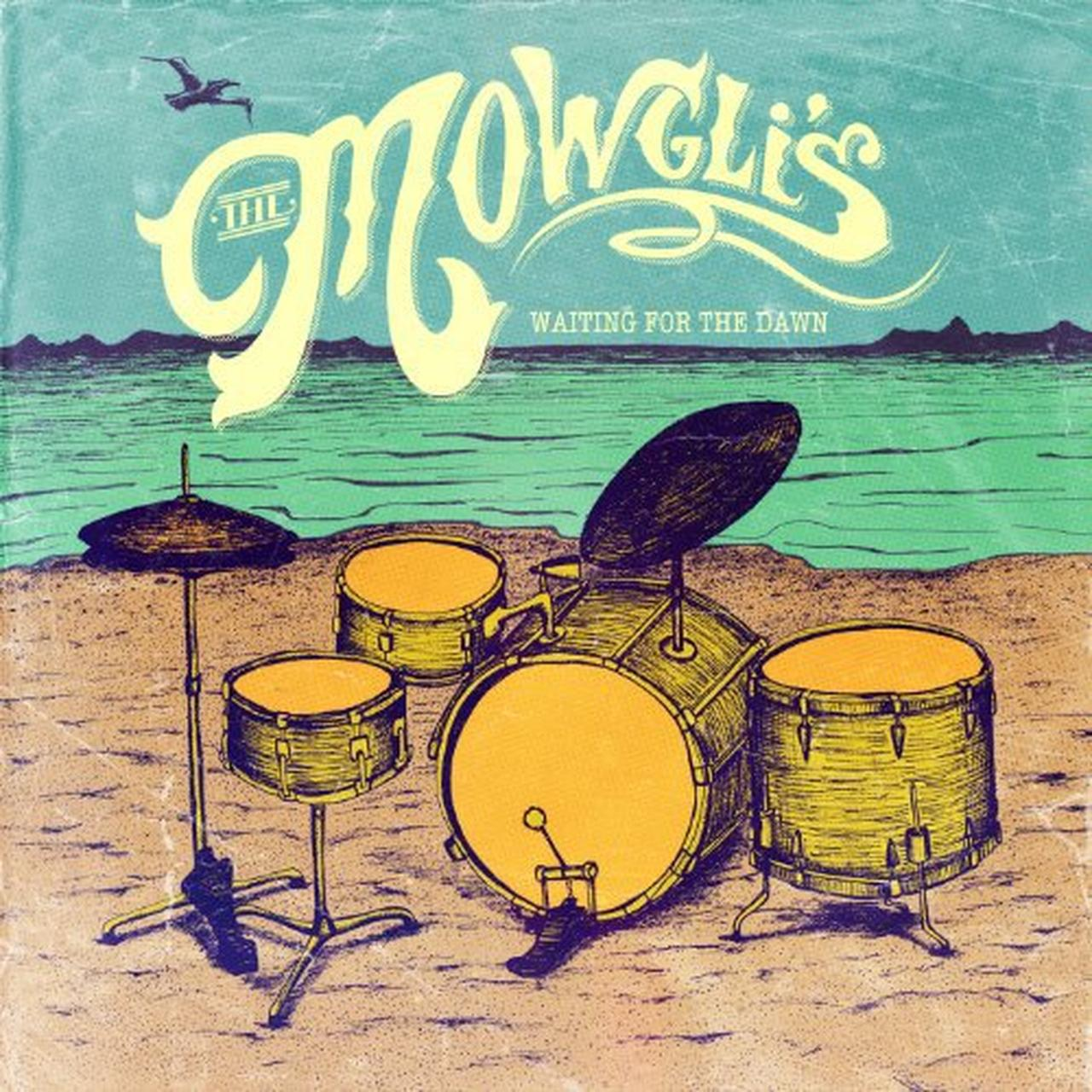 The Mowgli's WAITING FOR THE DAWN Vinyl Record. Tap to expand