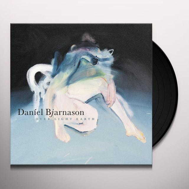 Daniel Bjarnason OVER LIGHT EARTH Vinyl Record