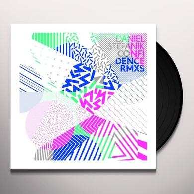 Daniel Stefanik CONFIDENCE Vinyl Record