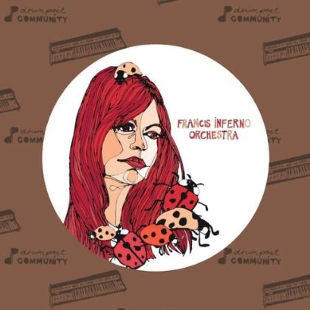 Francis Inferno Orchestra DREAMTIME Vinyl Record