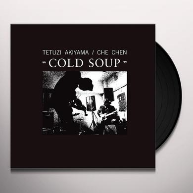 Tetuzi / Che Chen Akiyama COLD SOUP Vinyl Record